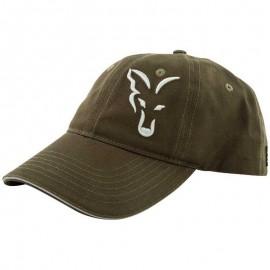GORRA FOX GREEN & SILVER BASEBALL CAP - VERT