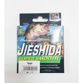 HILO MARCA JIESHIDA SUPER SMOOTH 0,25MM 5,50KG O 7,3 KG