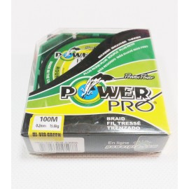 HILO DINEMA BRAID POWER PRO 100M 0,20MM 15,6KG DISPONEMOS 0,25MM 0,28MM