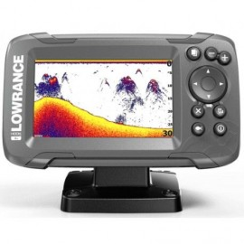 LOWRANCE HOOK2 4X CON TRADUCTOR