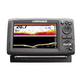 LOWRANCE 7X HOOK CON TRADUCTOR